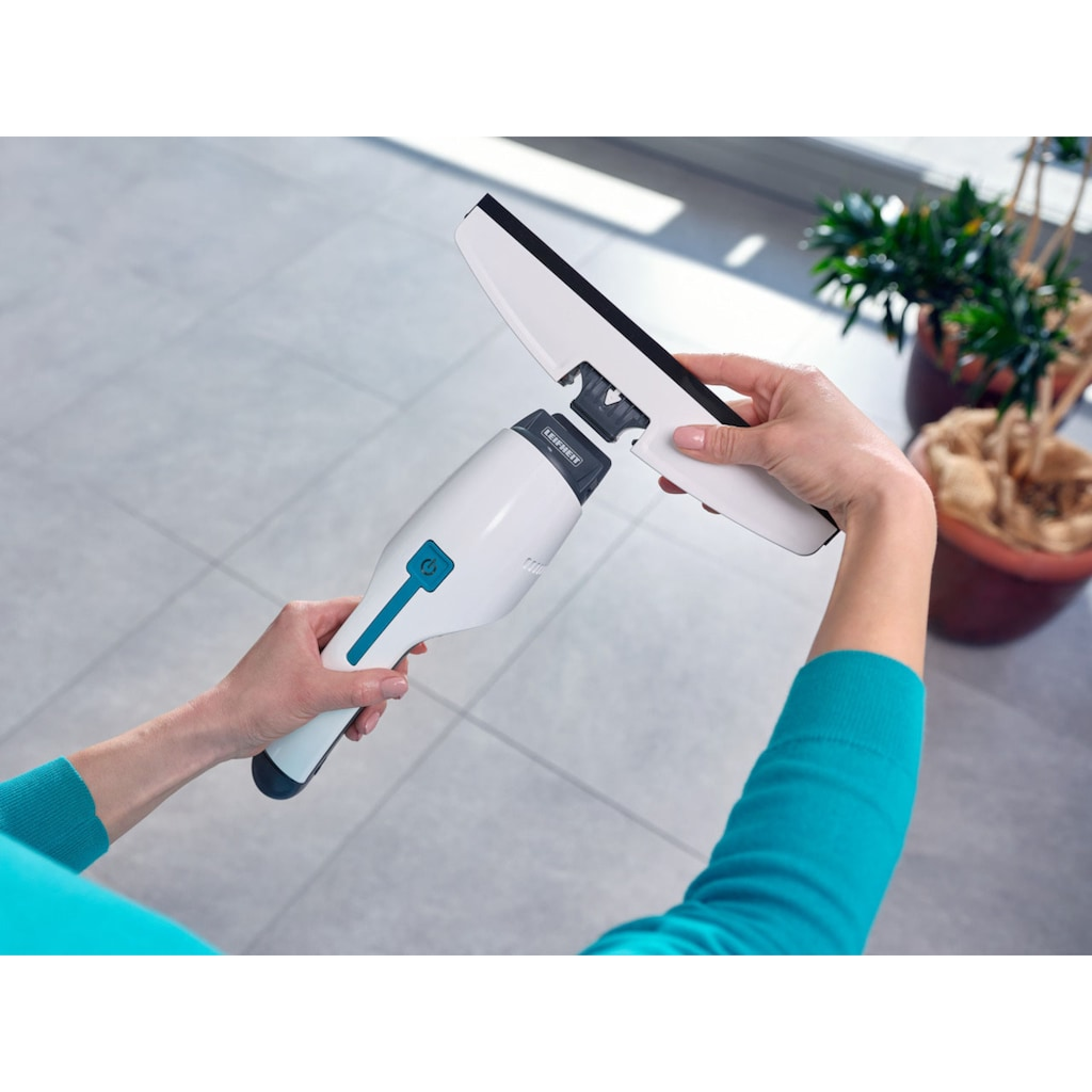 Leifheit Akku-Fenstersauger Nemo