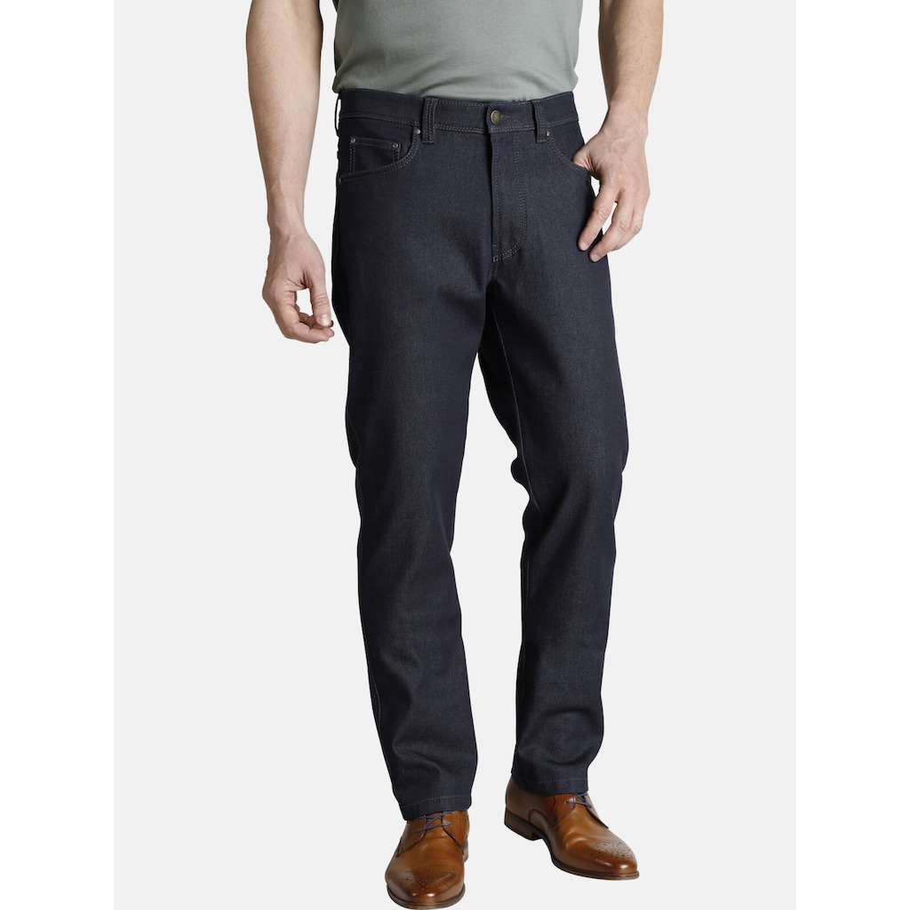 Charles Colby 5-Pocket-Jeans »LUCEUS«, Hoch elastisches Material