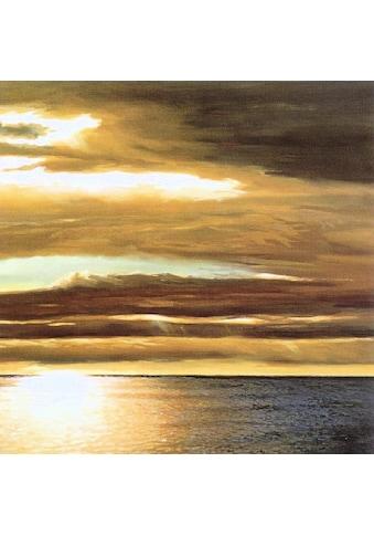 my home Kunstdruck »DAN WERNER, Reflection on the sea II«, (1 St.) kaufen