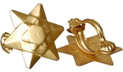 Liedeco Dekoklammer »Orbit«, (Packung, 2 St.), für Gardinen, Vorhänge kaufen