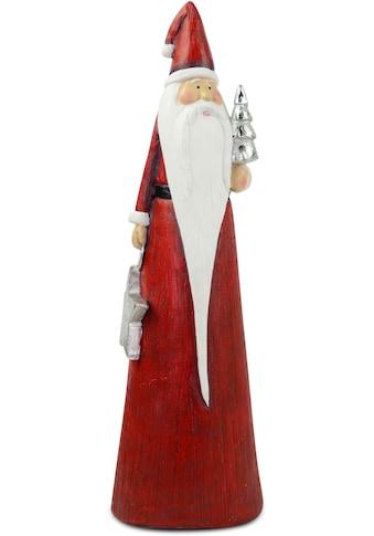 RIFFELMACHER & WEINBERGER Weihnachtsmann »Santa«, aus Polyresin kaufen