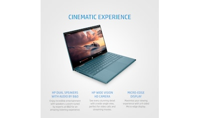 "HP Convertible Notebook »Pavilion x360 14-dy0204ng«, (35,6 cm/14 "" Intel Core i7 Iris©... kaufen"