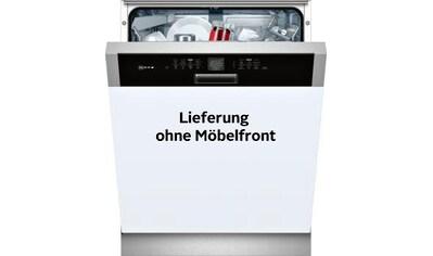 NEFF teilintegrierbarer Geschirrspüler GI6801IN, 9,5 Liter, 13 Maßgedecke kaufen