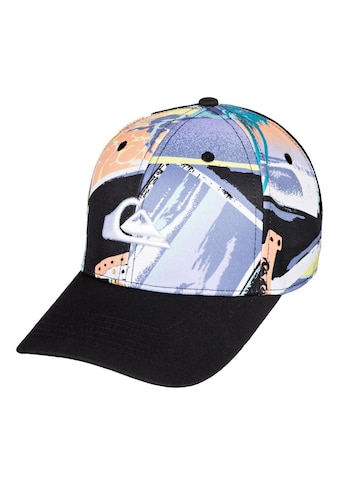 Quiksilver Snapback Cap »Block Ticker« kaufen