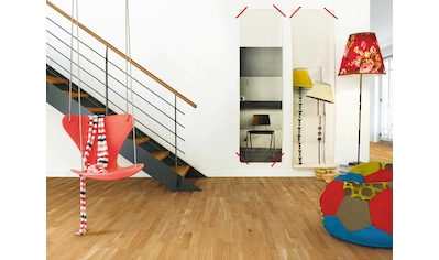 PARADOR Parkett »Classic 3060 Living - Eiche, geölt«, ohne Fuge, 2200 x 185 mm,... kaufen