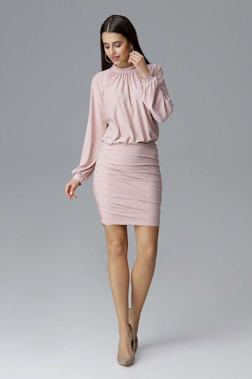 FIGL Minikleid in elegantem Look