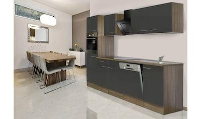 RESPEKTA Küchenzeile »York«, mit E-Geräten, Breite 280 cm kaufen