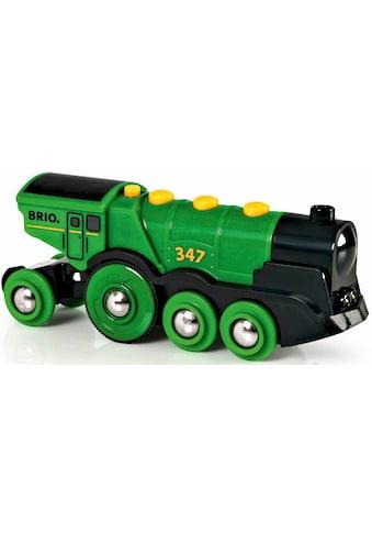 """BRIO® Spielzeug - Eisenbahn """"BRIO® WORLD Grüner Gustav Batterielok"""" kaufen"""