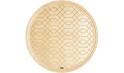 MYSPOTTI Packung: Vinylbodenmatte »Elly«, rund, wasserfest und statisch haftend kaufen