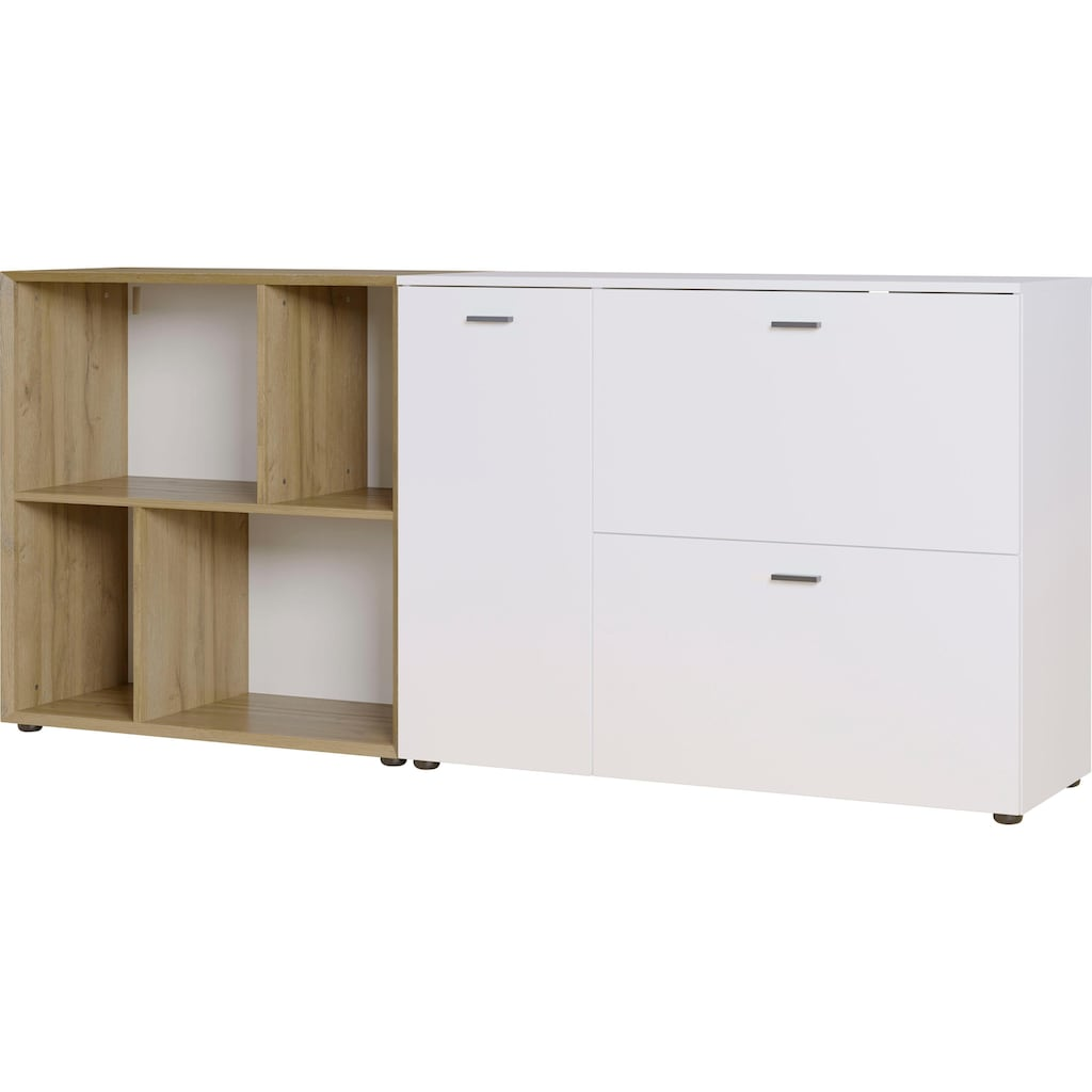GERMANIA Sideboard »Coruna«, Breite 186 cm