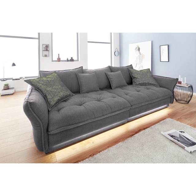 INOSIGN Big-Sofa »Palladio Luxus«