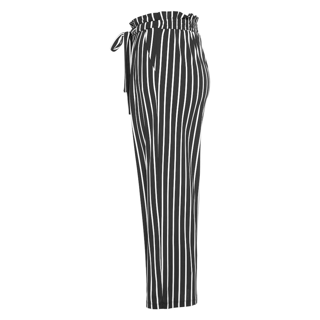 Aniston CASUAL Culotte, im Streifen Dessin