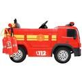 MIWEBA Elektro-Kinderauto »Feuerwehr SX1818 rot«, für Kinder ab 3 Jahre, 12 V