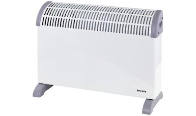 ROWI Konvektor »HWK 2000/3/2 G«, 2000 W kaufen
