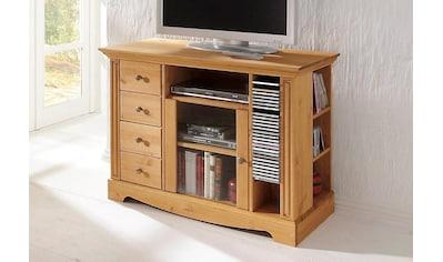 Home affaire TV-Board, Breite 108 cm, Belastbarkeit bis 50 kg kaufen