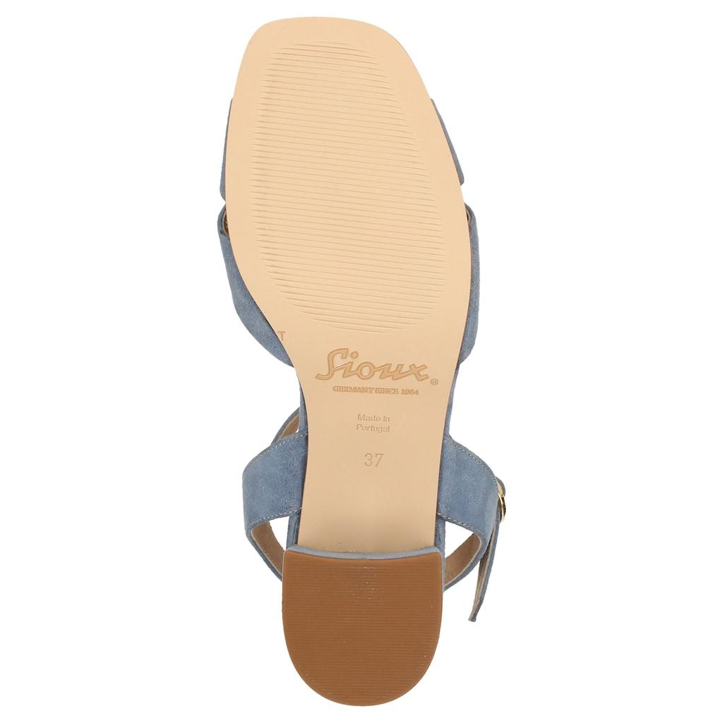 SIOUX Sandalette »Ingelene-700«