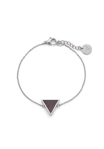 KERBHOLZ Armband Triangle Holz kaufen