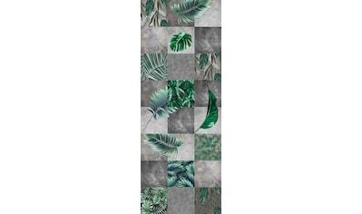 queence Vinyltapete »Easai«, 90 x 250 cm, selbstklebend kaufen