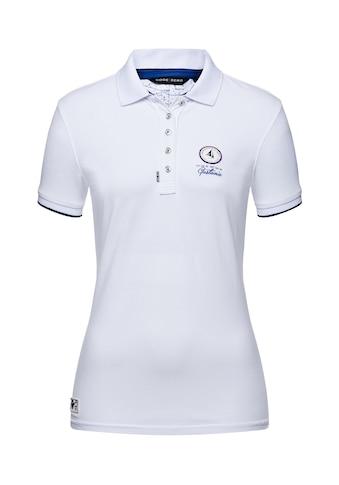 CODE-ZERO Poloshirt »St Jean Polo«, Knöpfe kaufen