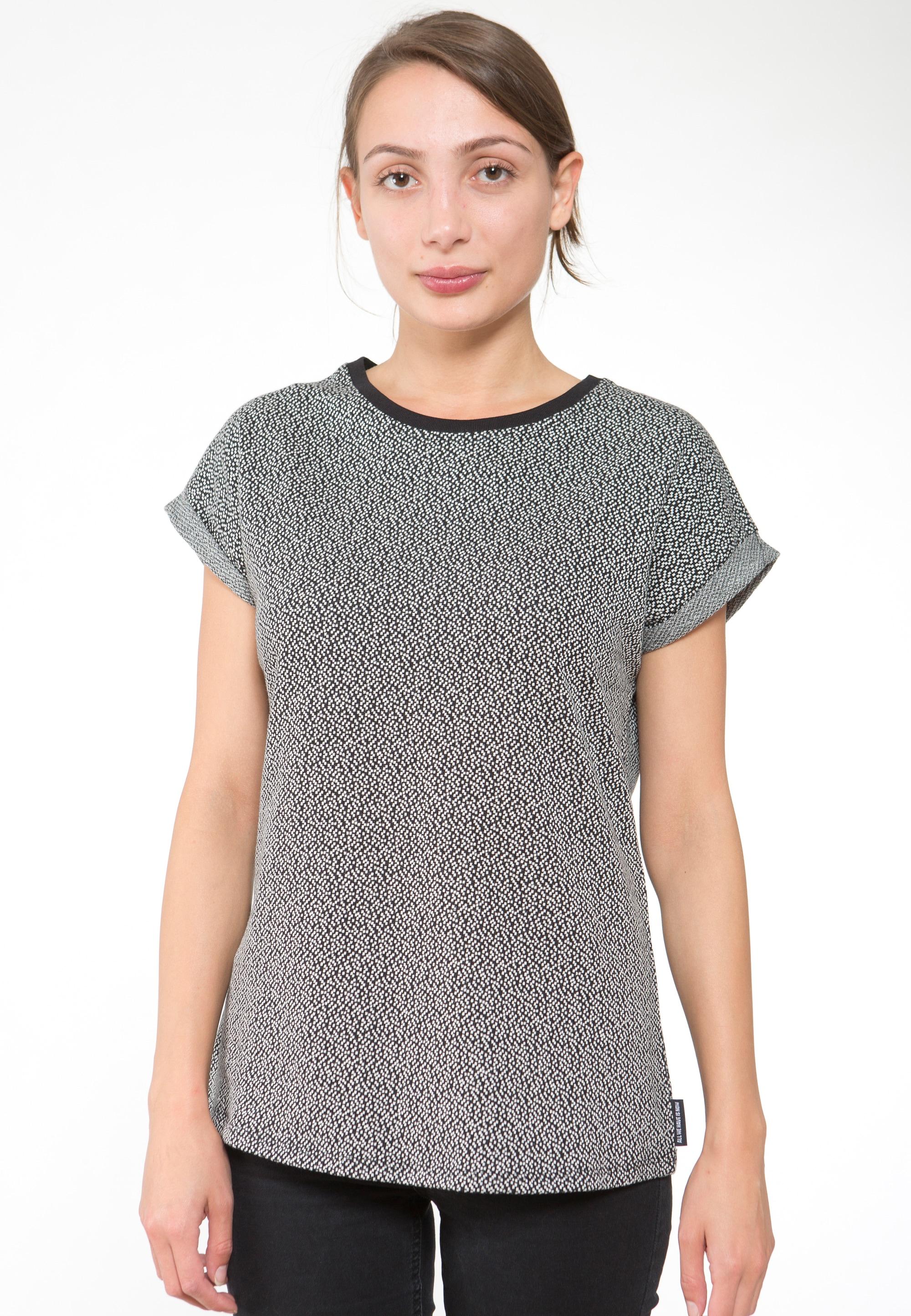 Ezekiel T-Shirt mit textilem Muster | Bekleidung > Shirts > T-Shirts | Ezekiel