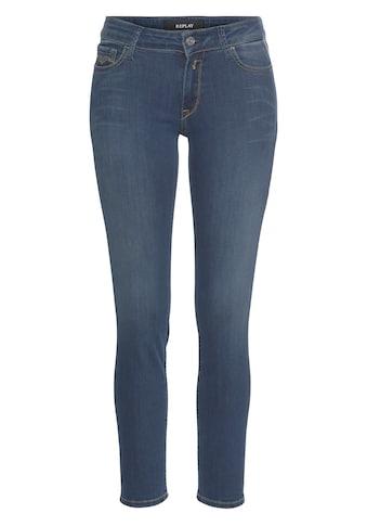 Replay Skinny-fit-Jeans, angesagte Waschungen im 5-Pocket-Style kaufen