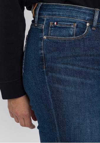 Tommy Hilfiger Curve Skinny-fit-Jeans »CRV FLEX HARLEM U SKINNY HW IZZA«, mit Tommy... kaufen