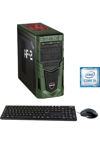 Hyrican »Military Gaming 6482« Gaming - PC (Intel, Core i5, GTX 1660 SUPER, Luftkühlung) kaufen
