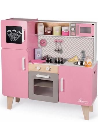 Janod Spielküche »Macaron Maxi«, (1 St.), mit Licht- und Soundeffekt kaufen