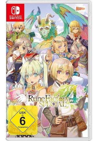 Software Pyramide Spiel »Rune Factory 4 Special«, Nintendo Switch kaufen