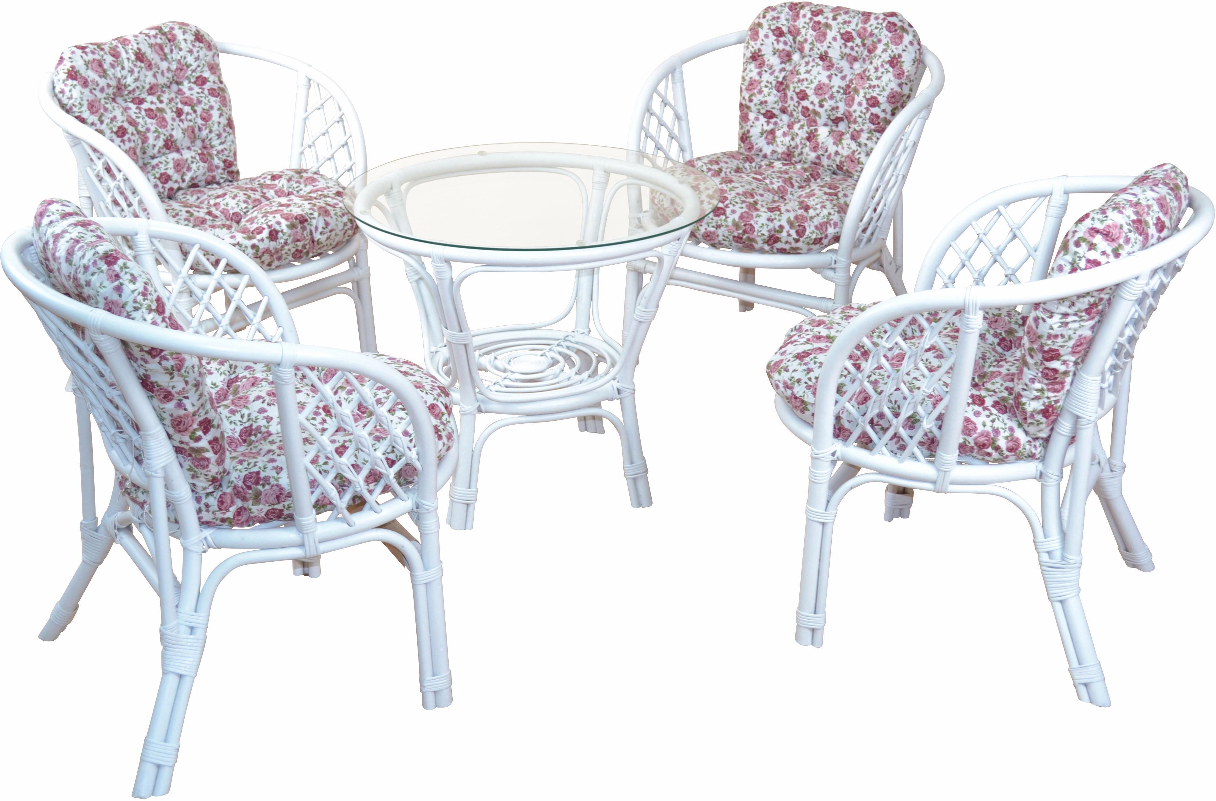 weiss-gebeizt Gartenmöbel-Set online kaufen | Möbel-Suchmaschine ...