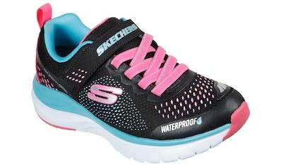 Skechers Kids Sneaker »ULTRA GROOVE-HYDRO MIST«, wasserabweisend und mit Klettverschluss kaufen