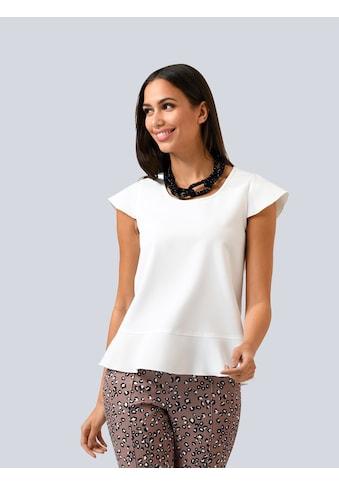Alba Moda Blusenshirt, mit Capsleeve kaufen