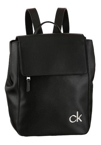 Calvin Klein Cityrucksack, im kleinen Format kaufen