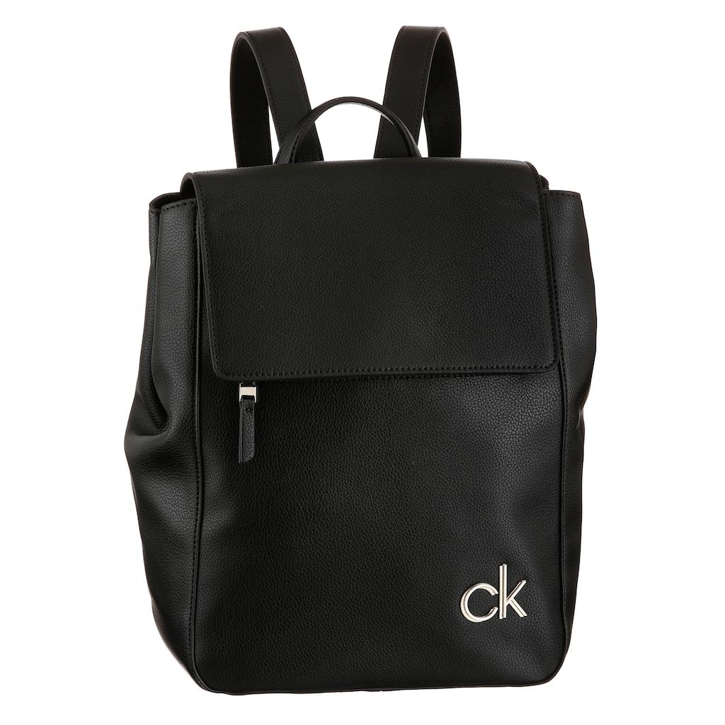 Calvin Klein Cityrucksack, im kleinen Format