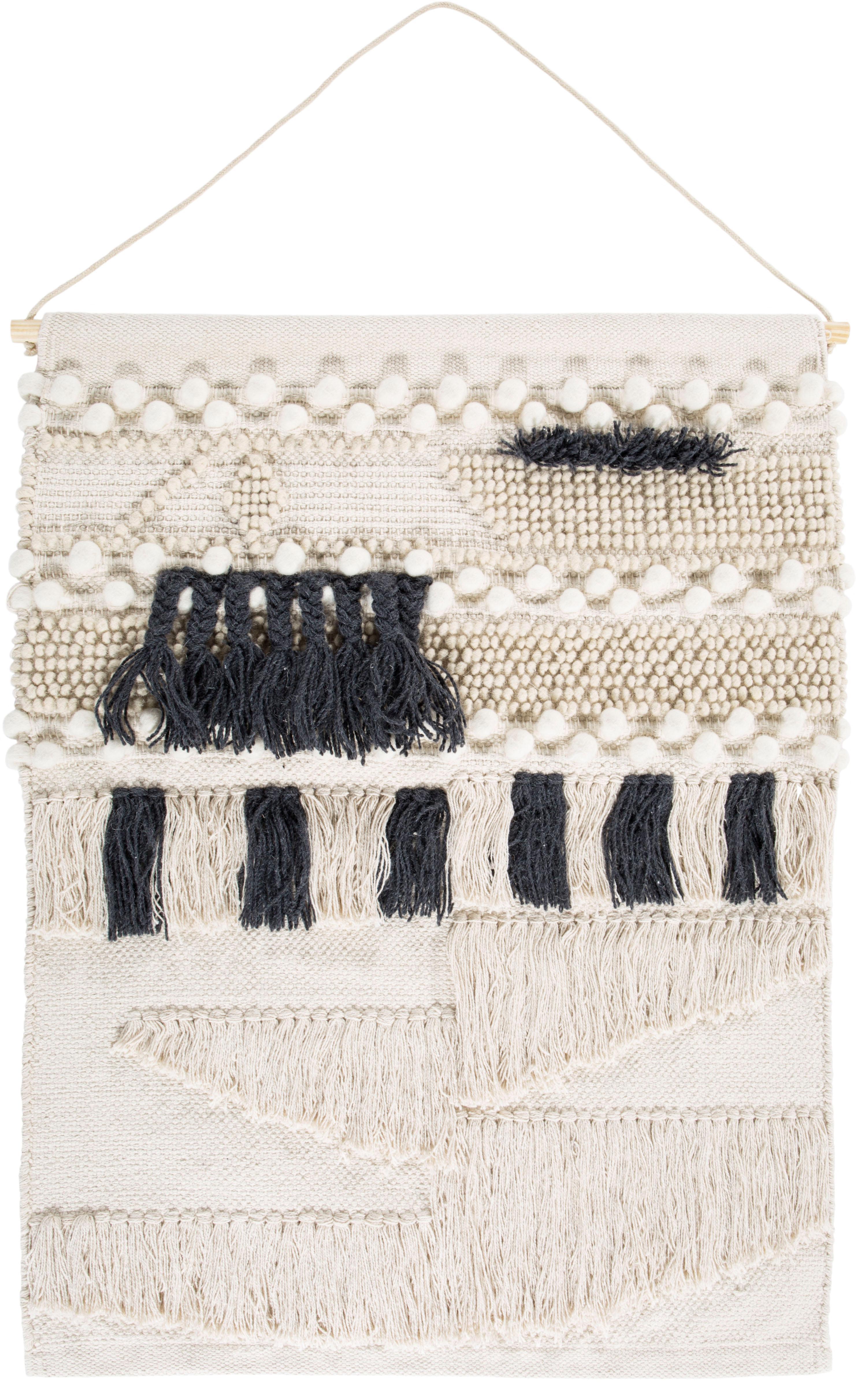 Wandteppich Skagen 3 LUXOR living rechteckig Höhe 10 mm handgewebt   Heimtextilien > Teppiche > Wandteppich   Wolle   Luxor Living