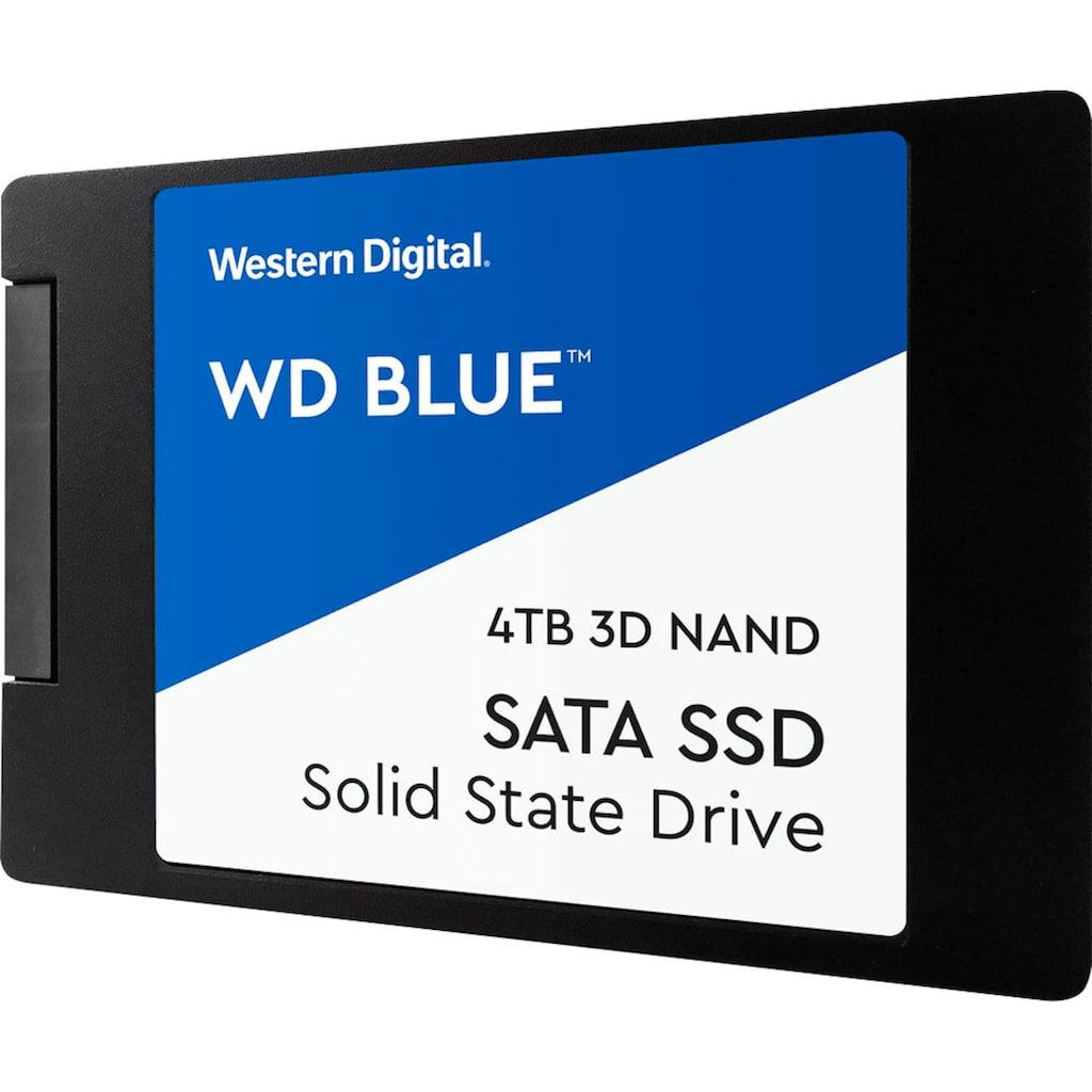 Western Digital HDD-Festplatte »WD Blue«, Bulk