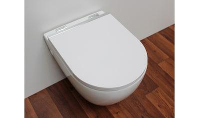 ADOB WC - Sitz »Alu«, Absenkautomatik, abnehmbar kaufen