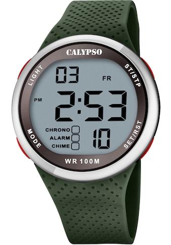CALYPSO WATCHES Digitaluhr »Color Splash, K5785/5« kaufen