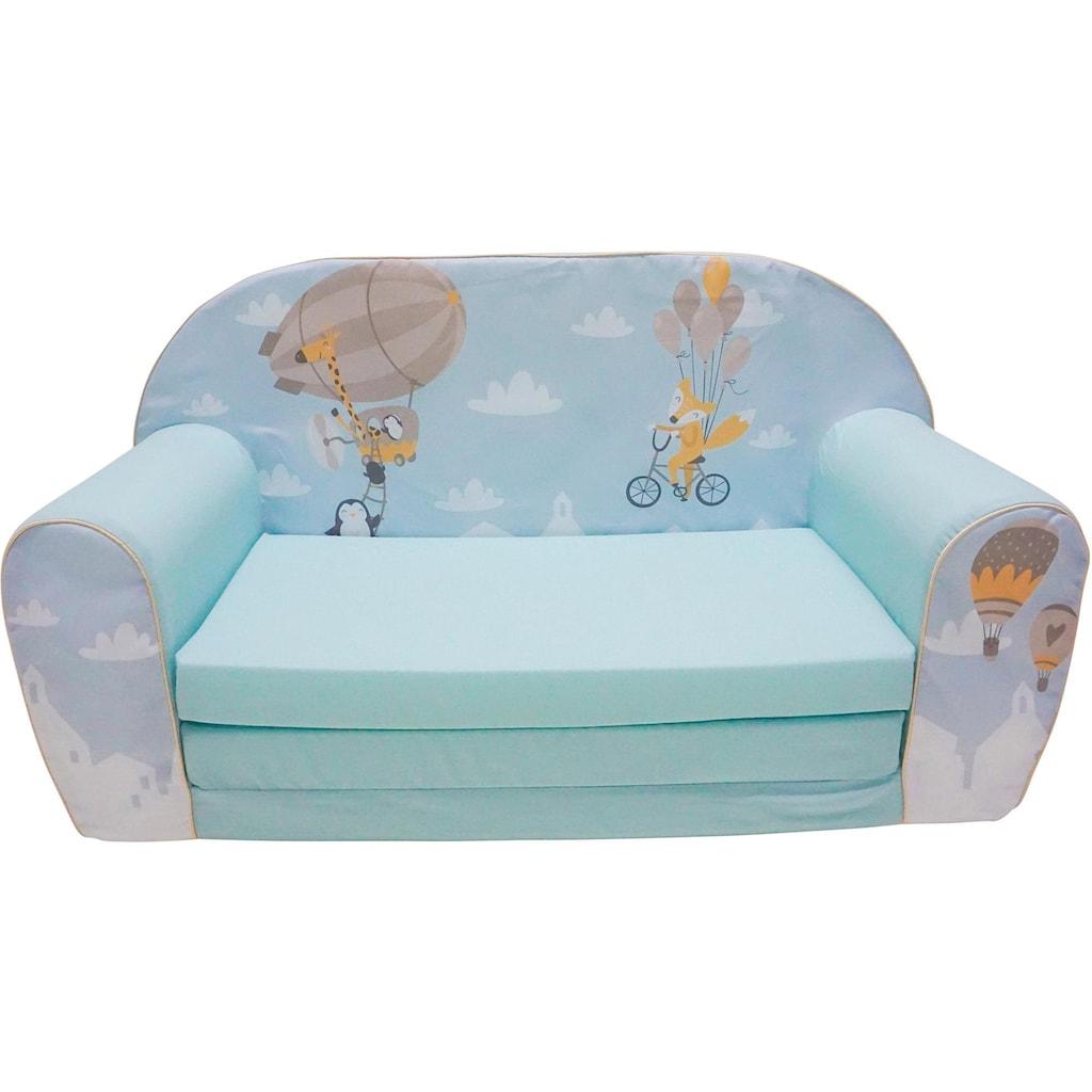 Knorrtoys® Sofa »Balloon«, für Kinder; Made in Europe