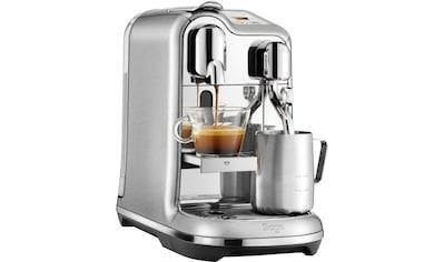 Nespresso Kapselmaschine »Creatista Pro SNE900«, mit Nespresso Starter Kit kaufen