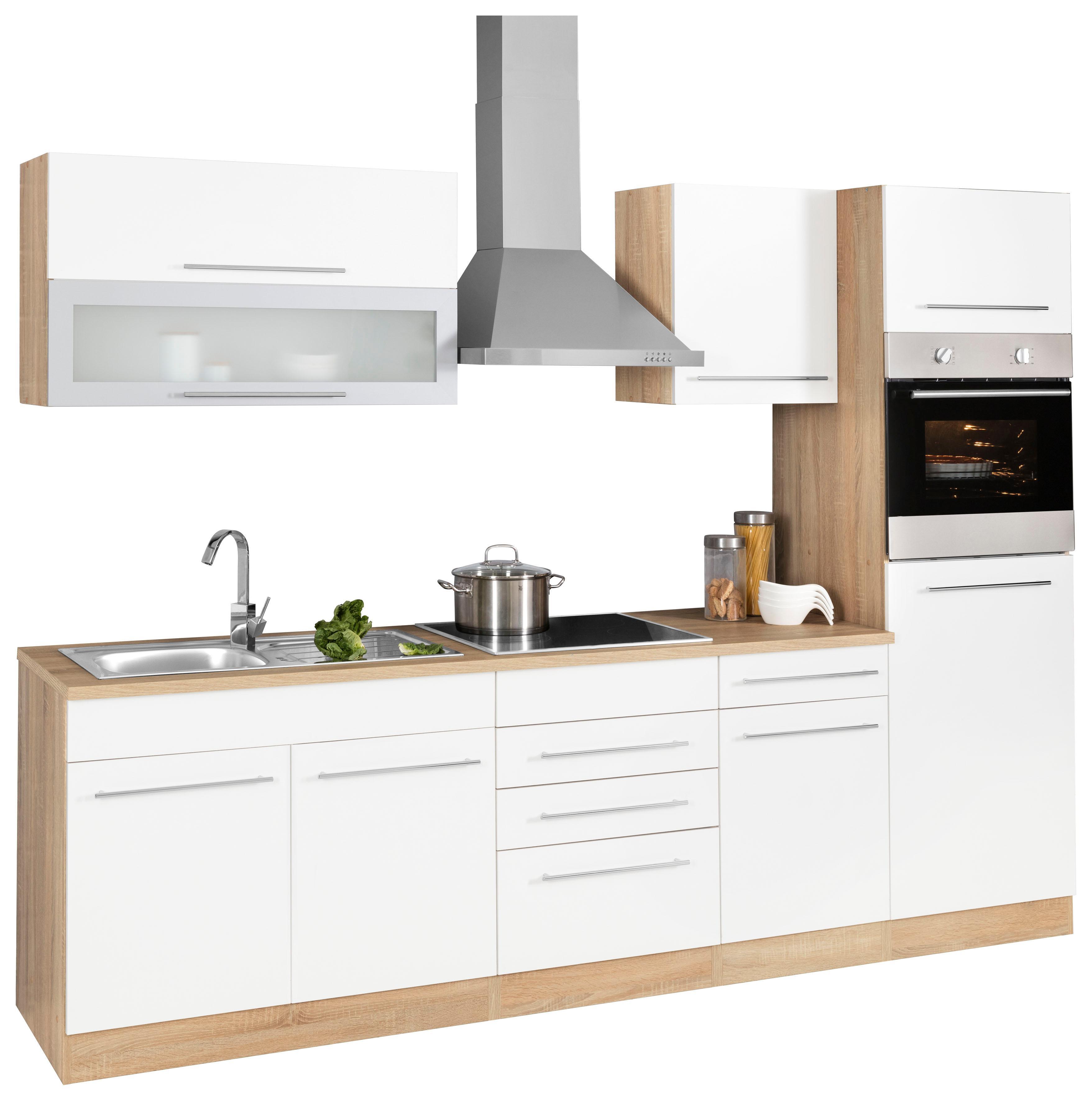 Held Möbel Küchenzeile Ohne E Geräte Eton Breite 270 Cm Bestellen