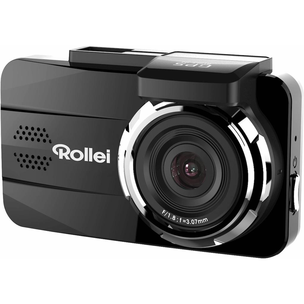Rollei Camcorder »CarDVD-308«, Full HD, Unterstützt Zeit, Datumsanzeige im Video