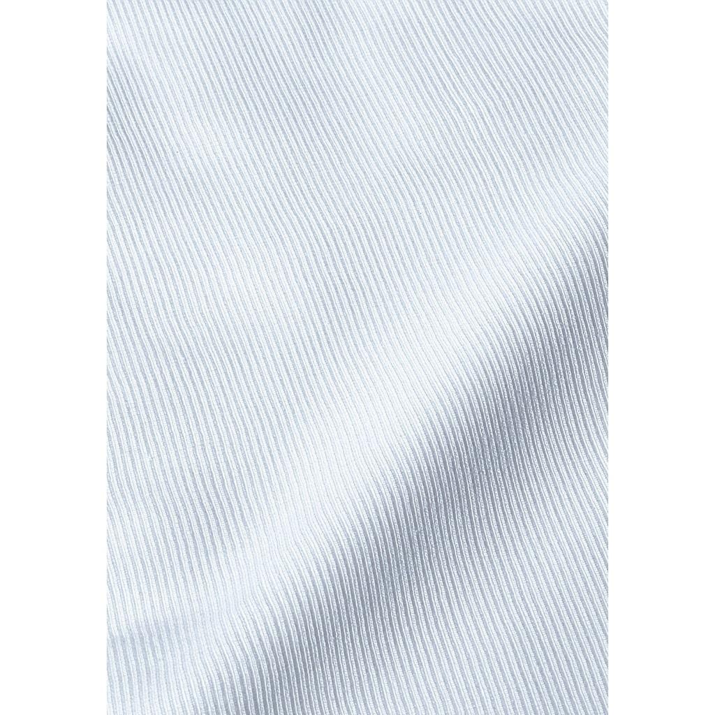 Clipper Unterhemd, (4 St.), aus Doppelripp