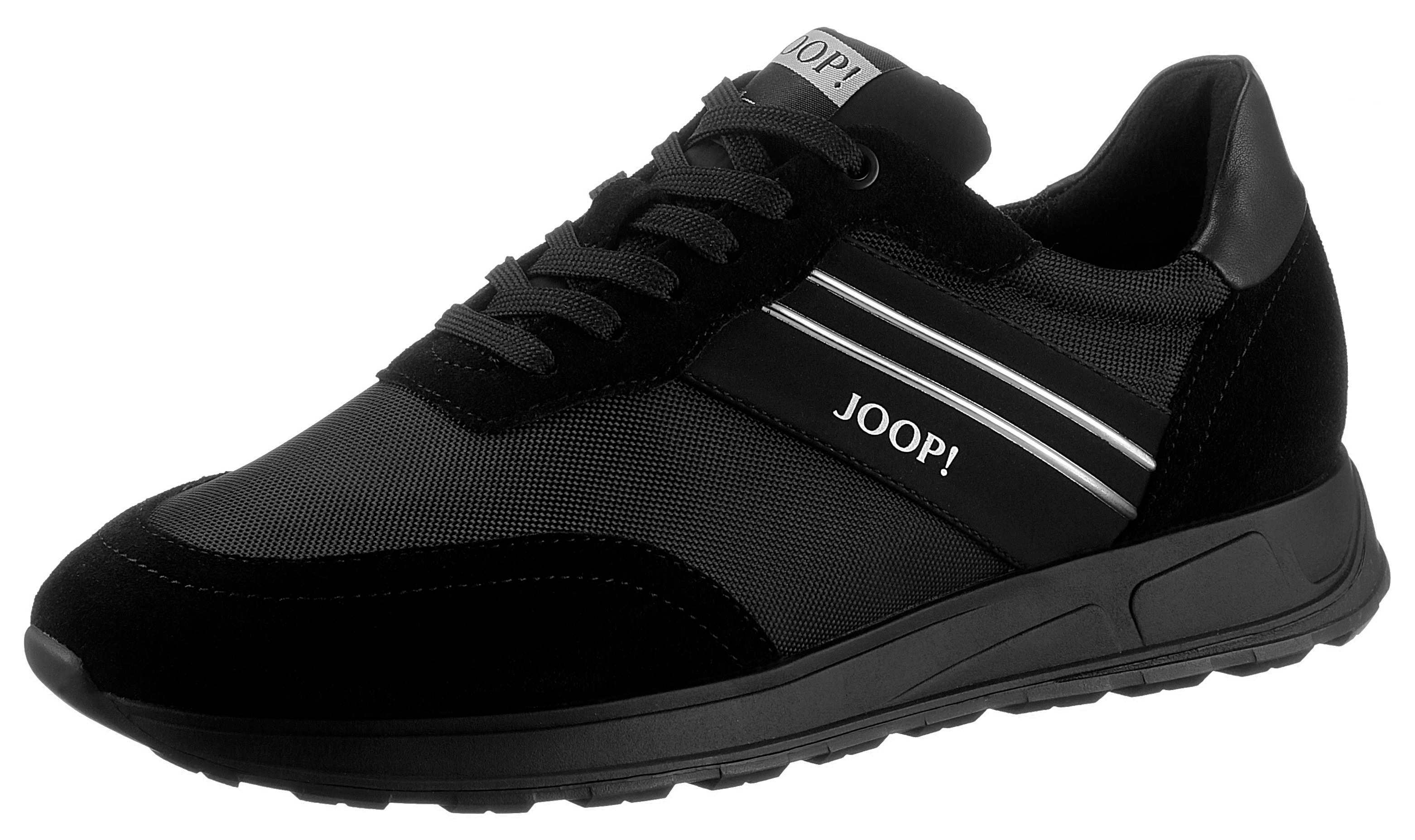 joop! - Joop Sneaker Linas Hannis, im Materialmix