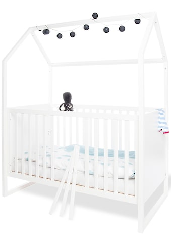 Pinolino® Babybett »Hausbett Hilda«, Made in Europe kaufen