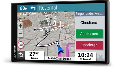 Garmin Navigationsgerät »DriveSmart 65 EU MT-D«, Navigationsgerät kaufen