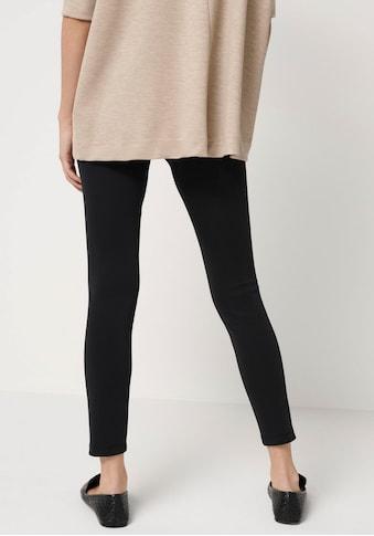 someday Leggings »Colea«, mit leichtem Glanz kaufen