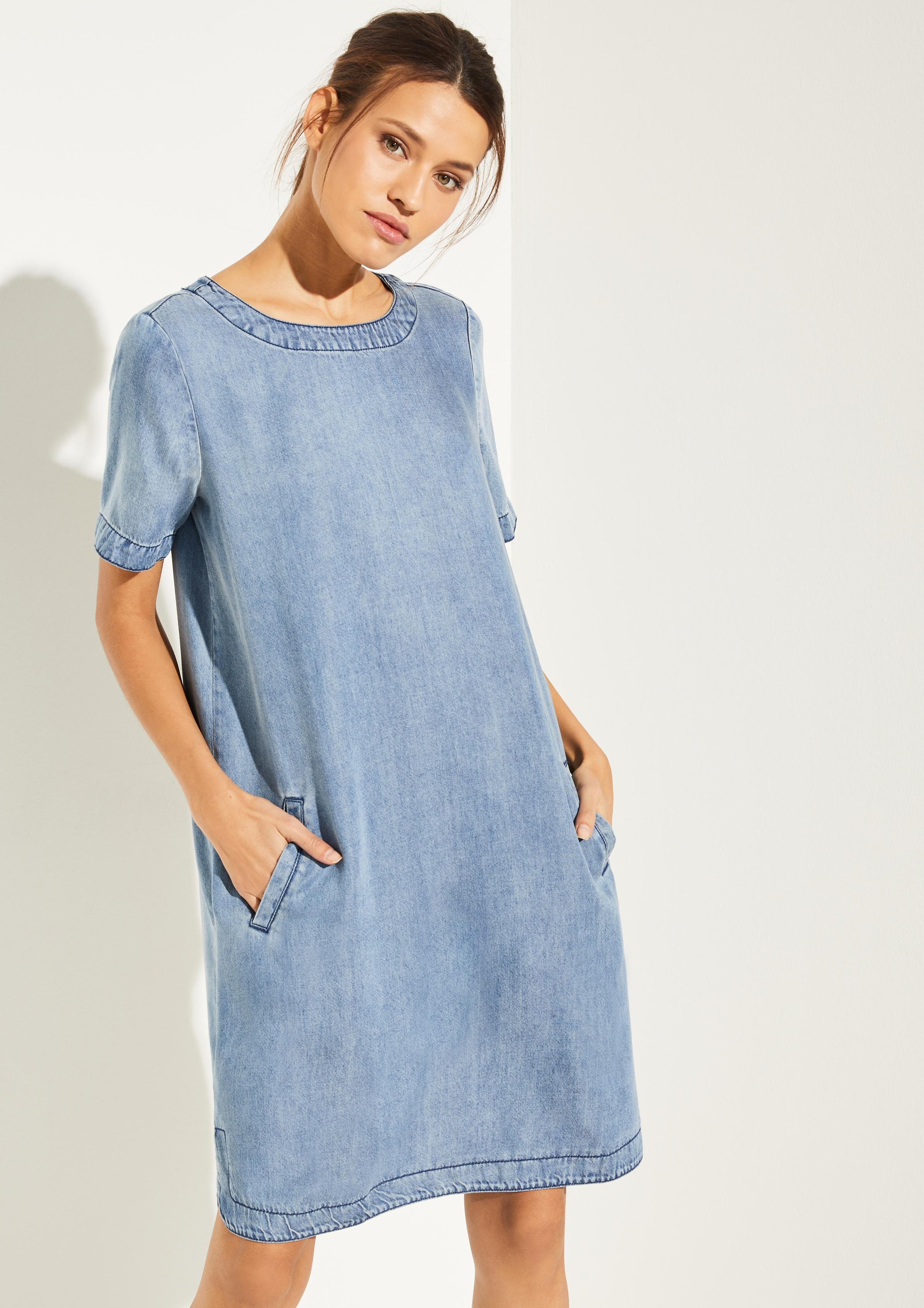 comma casual identity -  Denim-Kleid