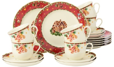 Seltmann Weiden Porzellan Kaffeeservice »Marie-Luise«, 18-tlg kaufen