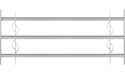 GAH ALBERTS Fenstersicherung »Secorino Style«, BxH: 100 - 150x45 cm, verzinkt kaufen
